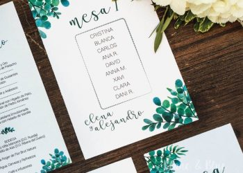 Seating plan boda Albir